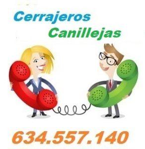 Telefono de la empresa cerrajeros Canillejas